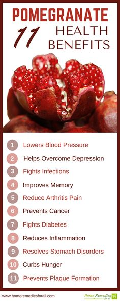 Pomegranate offers multiple health benefits. make it a part of your daily food.