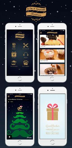 47 best beautiful apps images on pinterest android beautiful and discover the story of how we created our do it yourself christmas app a free holiday season app available on ios and android when diy app making and diy solutioingenieria Choice Image