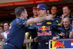 """De overstap van Max Verstappen naar Red Bull zorgde voor wereldwijde commotie. Achteraf kan Christian Horner slechts constateren dat het een juist besluit was. """"Ik heb nooit twijfels gehad Max naar Red Bull te halen. Het was alleen een kwestie van wanneer."""""""