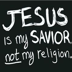 WEBSTA @instapray Jesus is my savior!
