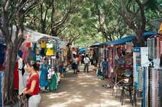About Downtown Puerto Vallarta Shopping and Flea Markets