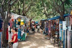Flea Market in Puerto Vallarta, Mexico