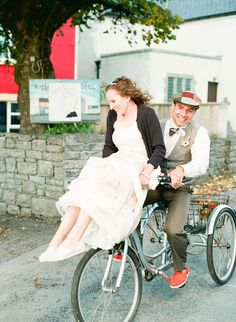 We love this adorable #getaway! | Photos by Lisa O'Dwyer and Nuria Cañestro