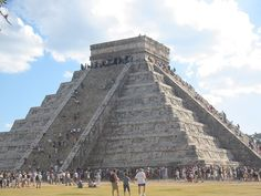 Come discover Chichen Itza, considered one of the seven wonders of the modern world. This tour offers a different alternative to see this ancient city without compromising quality, safety and service.After hotel pickup early in the morning in Cancun, New Seven Wonders, Wonders Of The World, Lonely Planet, The Places Youll Go, Places To See, Chichen Itza Mexico, Archaeological Site, Mexico Travel, Trip Advisor