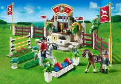 Horse Show - PM - Sweden PLAYMOBIL® Northern Europe