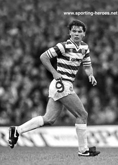 Brian McClair of Celtic in Celtic Pride, Celtic Fc, Professional Football, Football Soccer, Glasgow, Hero, Running, Classic, Scotland