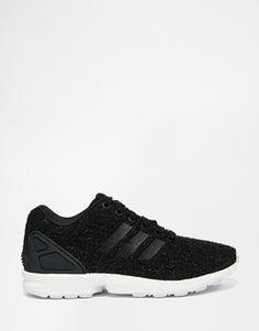 new products 816e5 02846 Adidas Originals - ZX Flux - Baskets en tissu luxueux Chaussures  Compensées, Sandales, Bottes