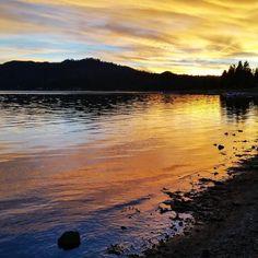 As the Sun Sets on California - Postcards & Passports