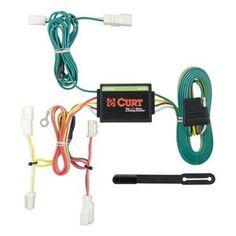 CURT Custom Vehicle-to-Trailer Wiring Harness #56194