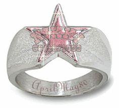 this is so nice! Dallas Cowboys Rings, Dallas Cowboys Outfits, Dallas Cowboys Pictures, Dallas Cowboys Women, Dallas Cowboys Football, Cowboys 4, Cowboy Love, Cowboy Shoes, Cowboy Girl