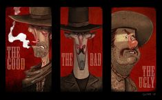 The Good, The Bad and The Ugly by Jeff Victor - www.jeffvictor.com