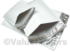 """$0.31 , Amazon.com: #2 8.5x12"""" POLY BUBBLE MAILERS PADDED ENVELOPES, 100 ct: Office Products"""