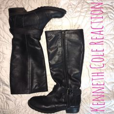 Kenneth Cole Reaction Boots - Retail $148