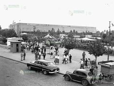 Piata Obor 1, anii '50 Bucharest Romania, Old City, 1960s, Street View, Memories, History, Cards, Memoirs, Souvenirs