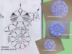 Bombki - Her Crochet Crochet Christmas Decorations, Crochet Christmas Ornaments, Crochet Decoration, Christmas Crochet Patterns, Crochet Snowflakes, Beaded Ornaments, Christmas Baubles, Christmas Crafts, Christmas 2015