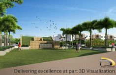 Excellent Level of 3D Visualization  #DesignDomain one of the best 3D visualization companies, give to our clients the best view of their projects with our excellent #3d #visualization services.