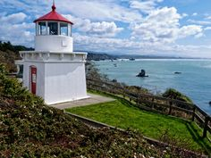 Trinidad Memorial Lighthouse by Iain Harley on 500px