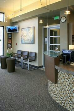 office by design. Washington State Dental And Medical Office Space Interior Design Services By Officewraps N