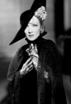 Marlene Dietrich in The Devil is a Woman (Josef von Sternberg, 1935)