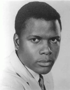 "Sidney Poitier. I love the richness of his voice and his regal stance. My favorite movies of his are ""To Sir, With Love"", ""Lilies of the Field"", and ""A Raisin in the Sun""."