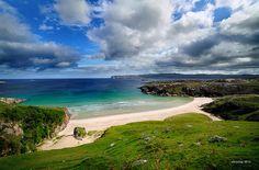 Ceannabeinne beach, Durness, Scotland