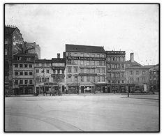 BERLIN um 1900, Schloßplatz Nr. 1-6 zwischen Breitestraße und Brüderstraße