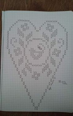 Thread Crochet, Crochet Doilies, Crochet Stitches, Cross Stitching, Cross Stitch Embroidery, Cross Stitch Patterns, Pixel Crochet, Crochet Carpet, Crochet Symbols