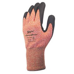 Skytec Gamma 3 Nitrile Foam Palm Gloves Amber Nitrile foam-coated palm. Cut level 3 protection. Micro-capillaries draw liquid away from the surface to provide improved grip. http://www.MightGet.com/january-2017-13/skytec-gamma-3-nitrile-foam-palm-gloves-amber.asp