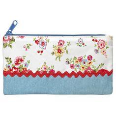 Cranham Zipped Pouch | Spring Sewing | CathKidston
