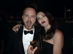 "Melisandre meeting Jesse Pinkman: | Seeing The ""Game Of Thrones"" Cast As Normal Humans Is Still Completely Mesmerizing"