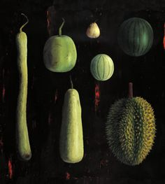 Grands fruits chinois / Martin Jarrie