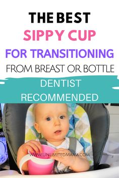 How To Wean Your Baby Off Breast Or Bottle - Unlimited Mama the best sippy cup for transitioning from breast or bottle thats dentist recommended Weaning Breastfeeding, Breastfeeding And Pumping, Weaning From Bottle, Baby Teething Remedies, Baby Medicine, Sick Baby, Baby Workout, Baby Growth, Baby Must Haves