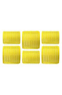 "Drybar 'High Tops' Self-Grip Rollers  CAD 14.15 1 3/4"" - 2 1/2"" length."