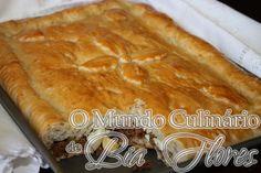 Empanada Galícia | O Mundo Culinario de Bia Flores