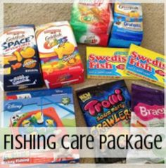 Fishing care package