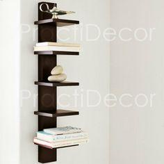Estantes Flotantes Repisas Bibliotecas Muebles Practidecor (Estantes) a ARS 265 en PrecioLandia Argentina (76ucyh)