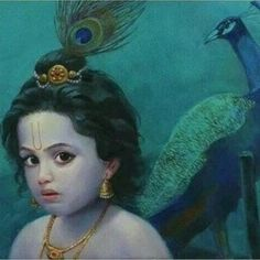 Sweet Krishna boy