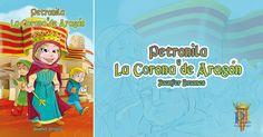 El cuento infantil de Petronila y la Corona de Aragón del autor Juanfer Briones relata el inicio de la unión del Reino de Aragón con los condados catalanes, del cual surgió la Corona de Aragón.