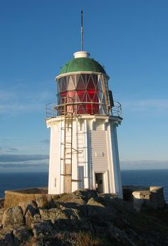Centre Island Lighthouse, South Island