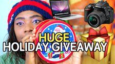 HUGE Holiday Giveaway 2015! Adashofvanilla