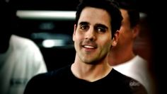 Sam from Rookie Blue
