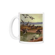 Canadian Gifts, Photo Mugs, Photo Gifts, American Animals, White Ceramics, Illustrators, Beast, Wildlife, Creatures