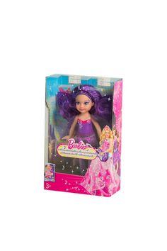 Muñeca de la serie La Princesa y la Estrella de Pop Barbie, marca Mattel.