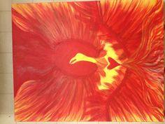 Free spirit painting