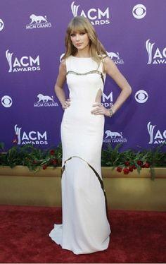 2012 ACM Awards: 10 Best Dresses On the Red Carpet.
