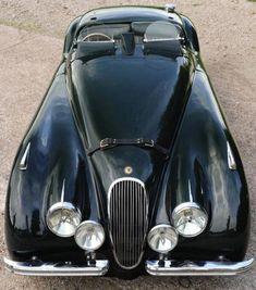 1951 Jaguar Litre Competition Roadster - Silodrome Yes. British Sports Cars, Classic Sports Cars, Best Classic Cars, Austin Martin, Alpha Romeo, Automobile, Jaguar Daimler, Jaguar Xk120, Jaguar E Type