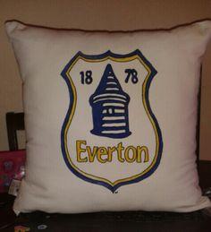 Everton cushion