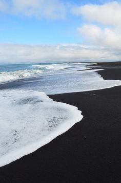 Black Sand... in Hawaii