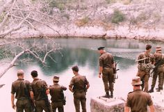 Otjikoto Lake Defence Force, My Heritage, Military Art, Armed Forces, South Africa, African, War, History, Couple Photos