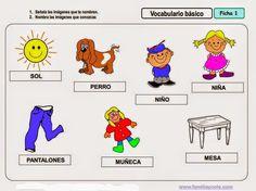 SGBlogosfera: Vocabulario básico